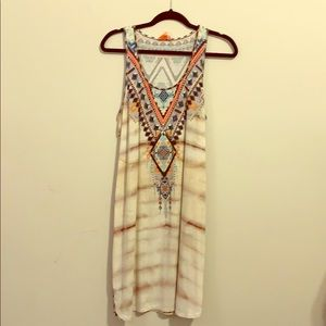 Hale Bob cotton sleeveless Dress